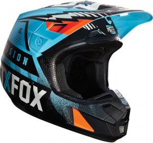Pánská MX helma Fox Racing V2